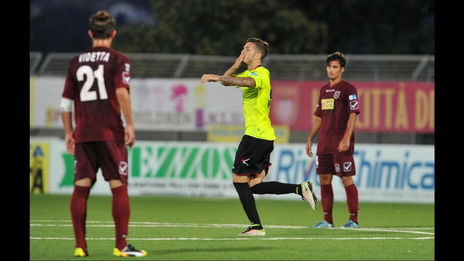 Lega Pro, Pontedera sconfitta 2-4 dalla Lucchese