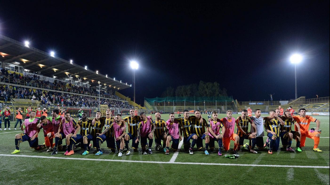 Lega Pro, tris della Juve Stabia con la Vibonese