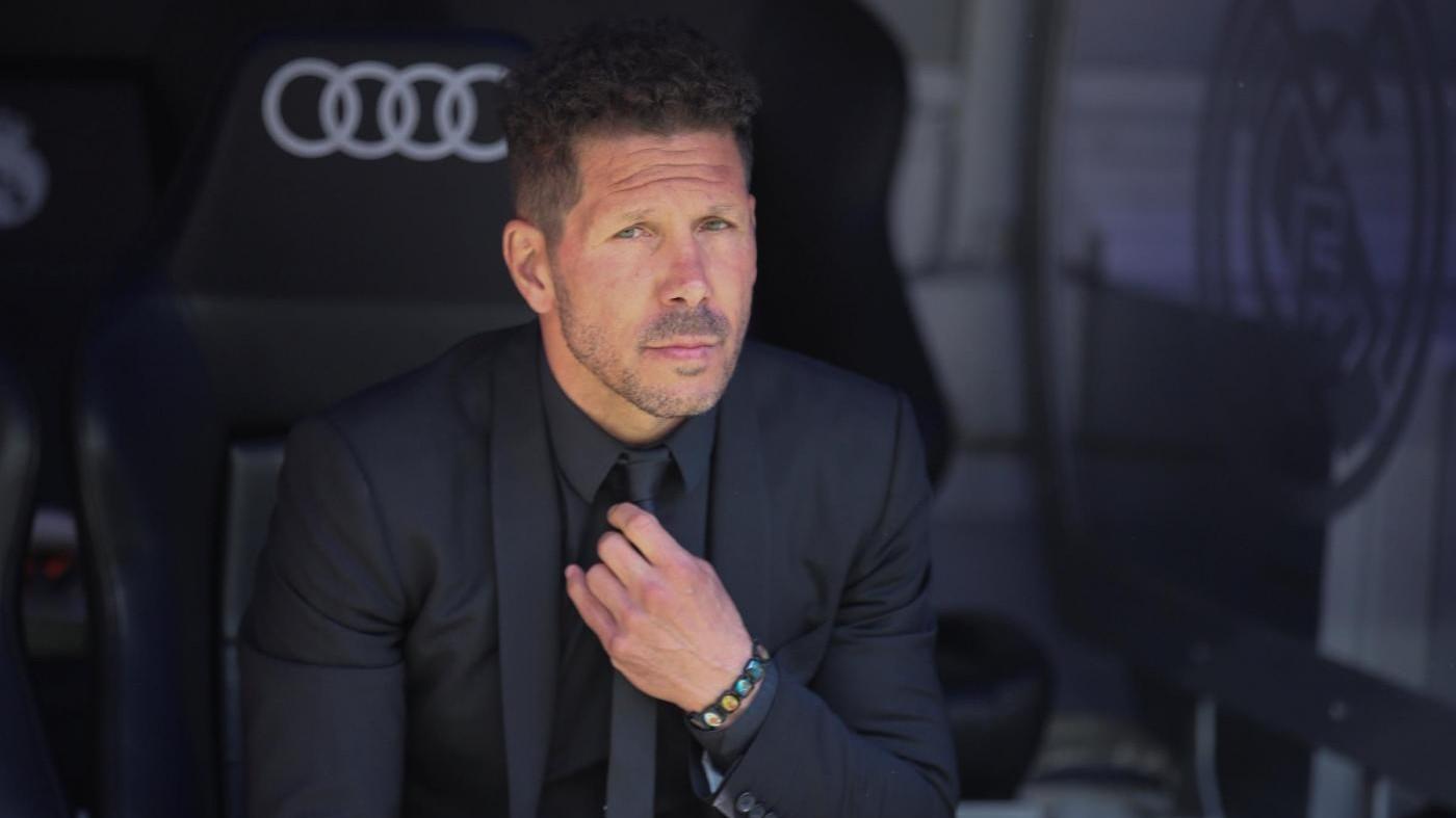 """Anche il """"Cholo"""" Simeone in corsa per la nazionale argentina"""