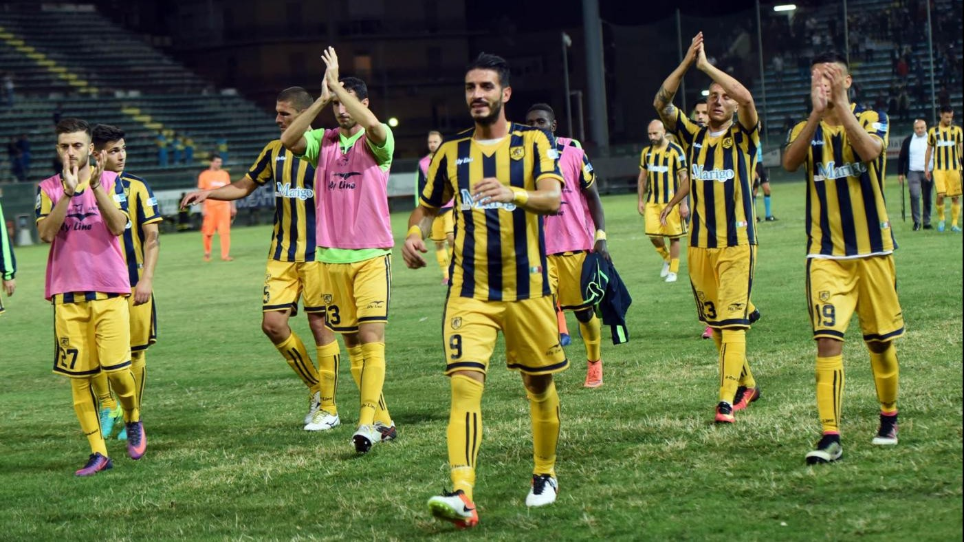FOTO Lega Pro, Reggina supera Juve Stabia 1-0