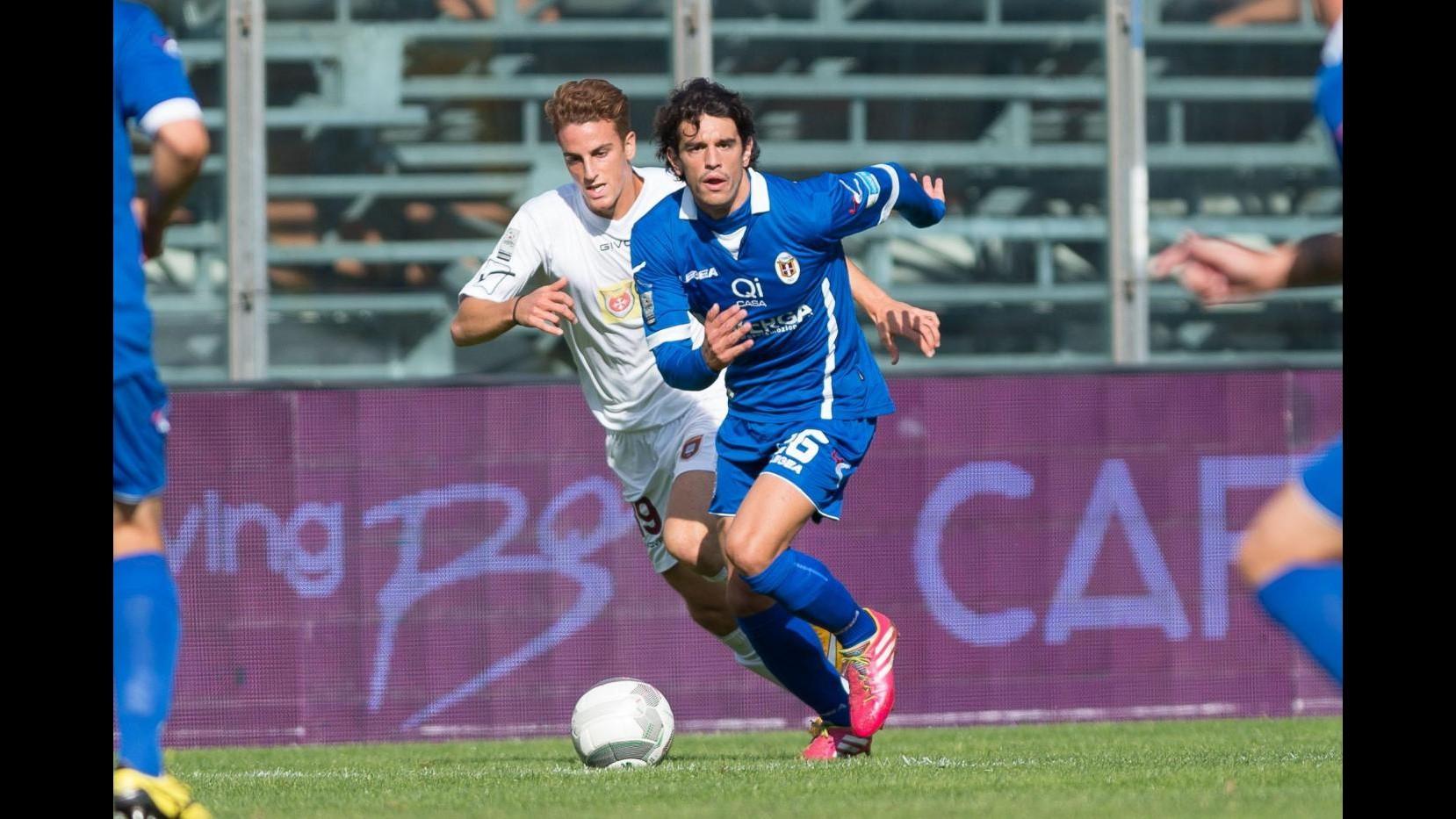 FOTO Lega Pro, il Como supera il Pontedera nel finale 3-1