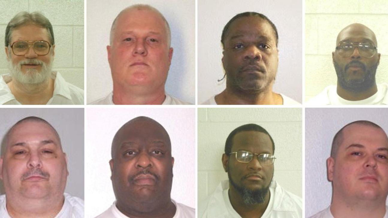 Pena di morte, in Arkansas giudice sospende 7 iniezioni letali