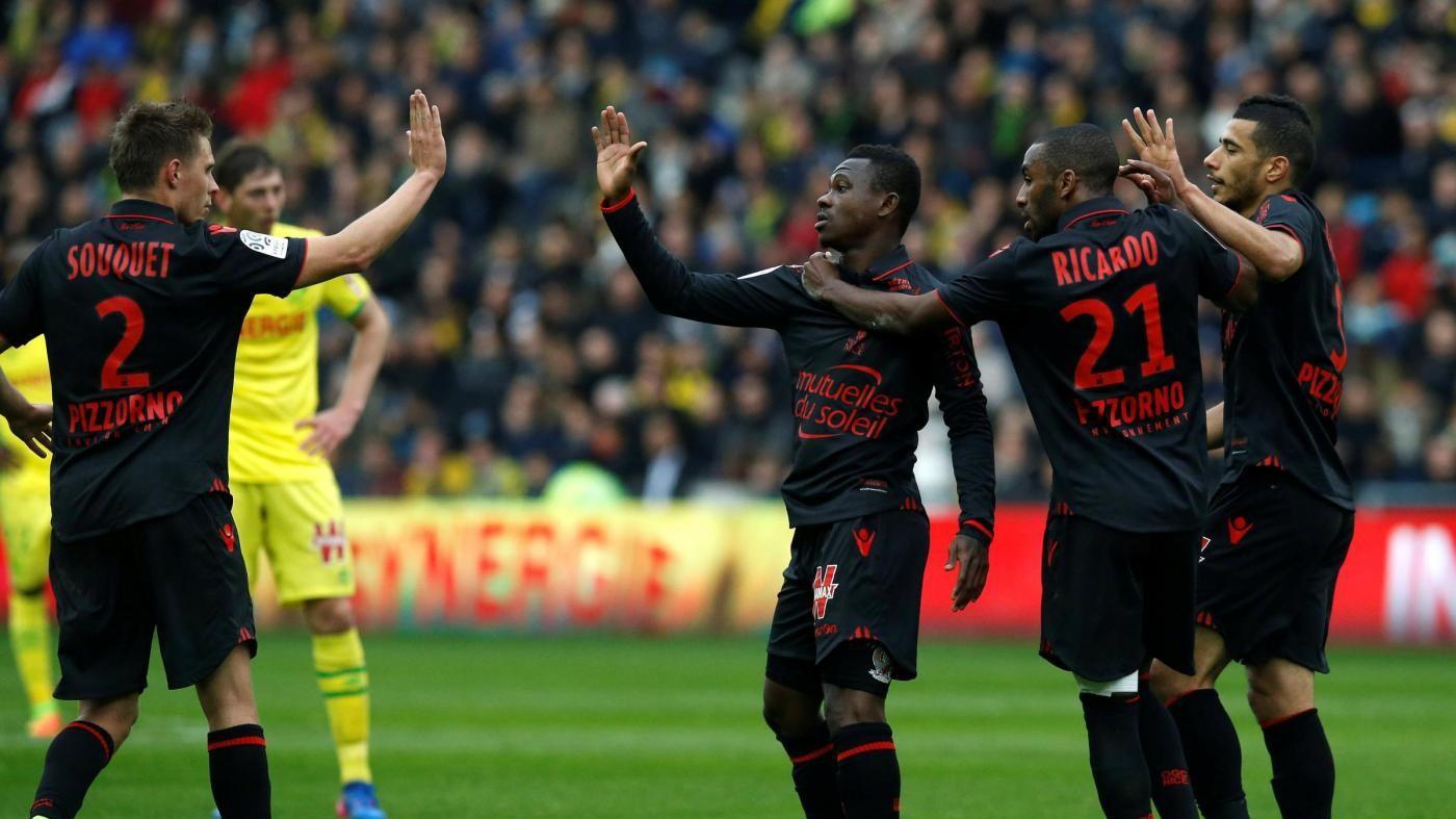 Il Nizza vince e si qualifica per Champions League
