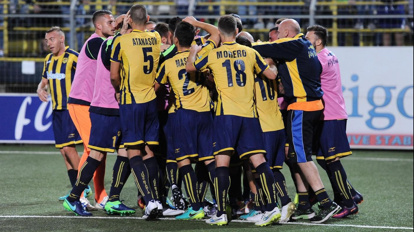 FOTO Lega Pro, Juve Stabia-Foggia 4-1