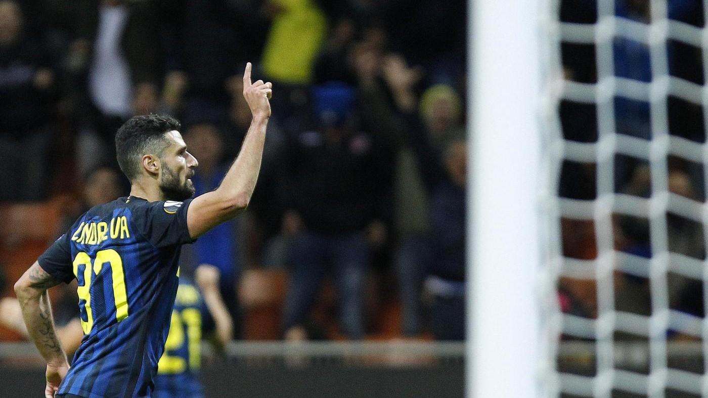 FOTO Primi tre punti dell'Inter, 1-0 al Southampton