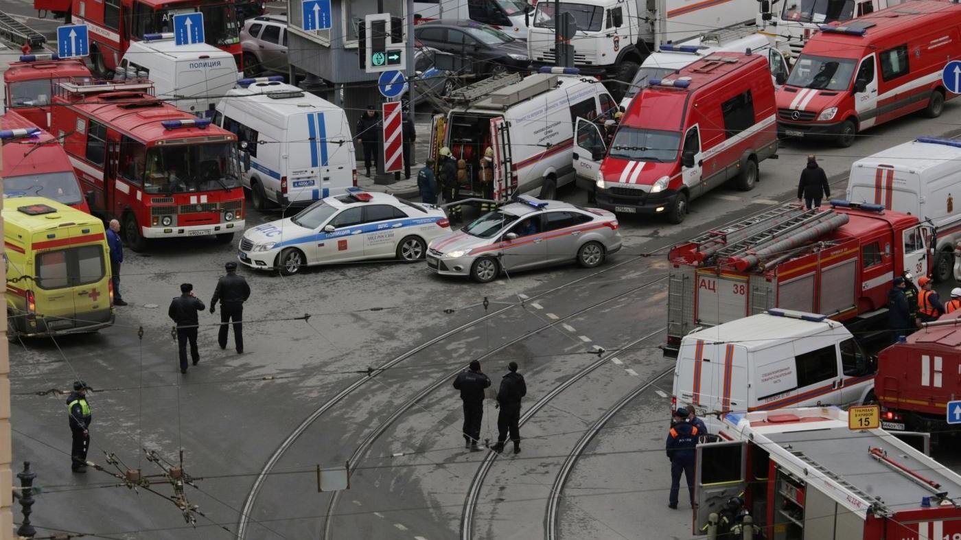 San Pietroburgo, fermato presunto organizzatore: addestrò kamikaze