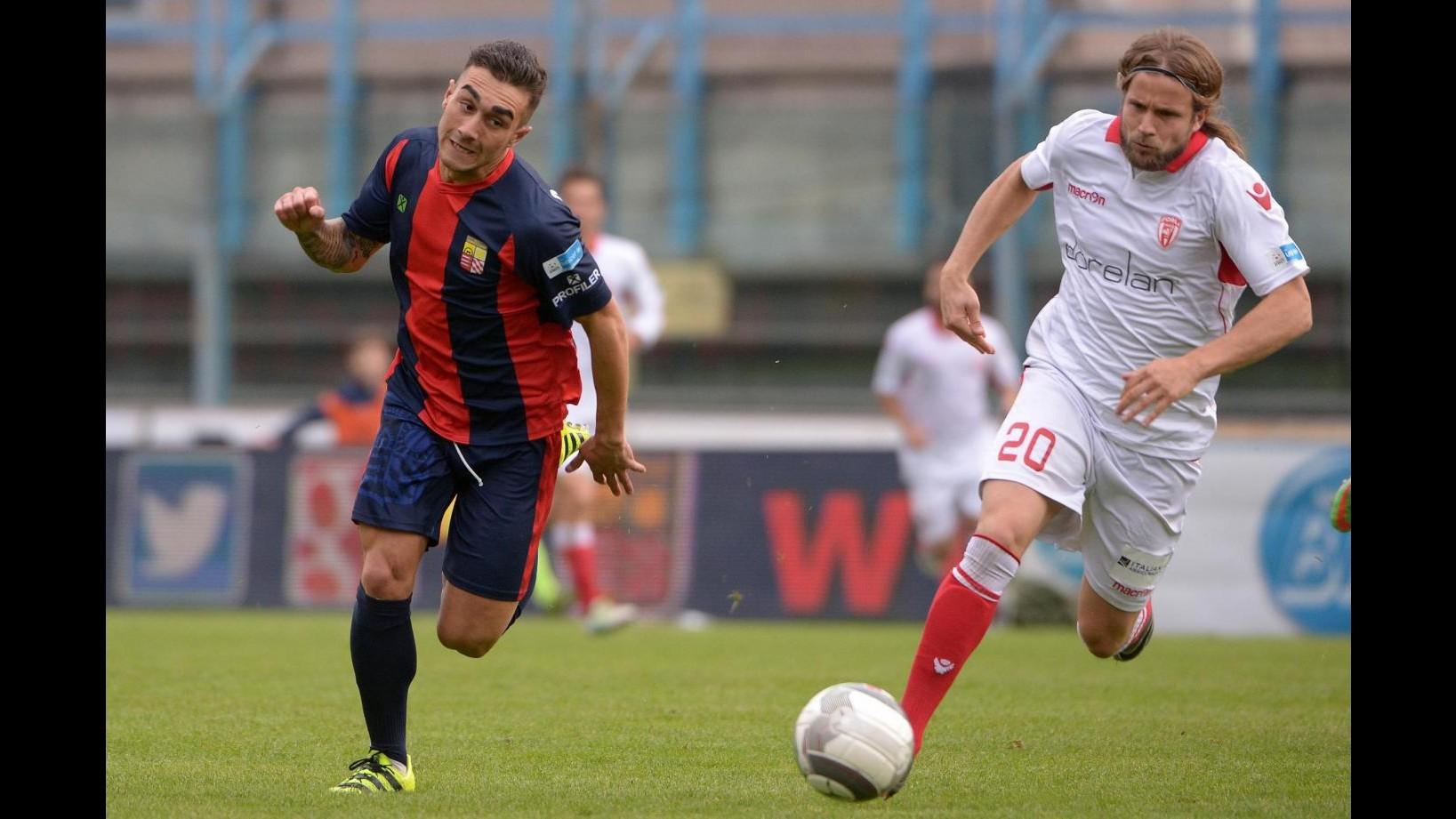 FOTO Lega Pro, Lumezzane-Forli 0-0