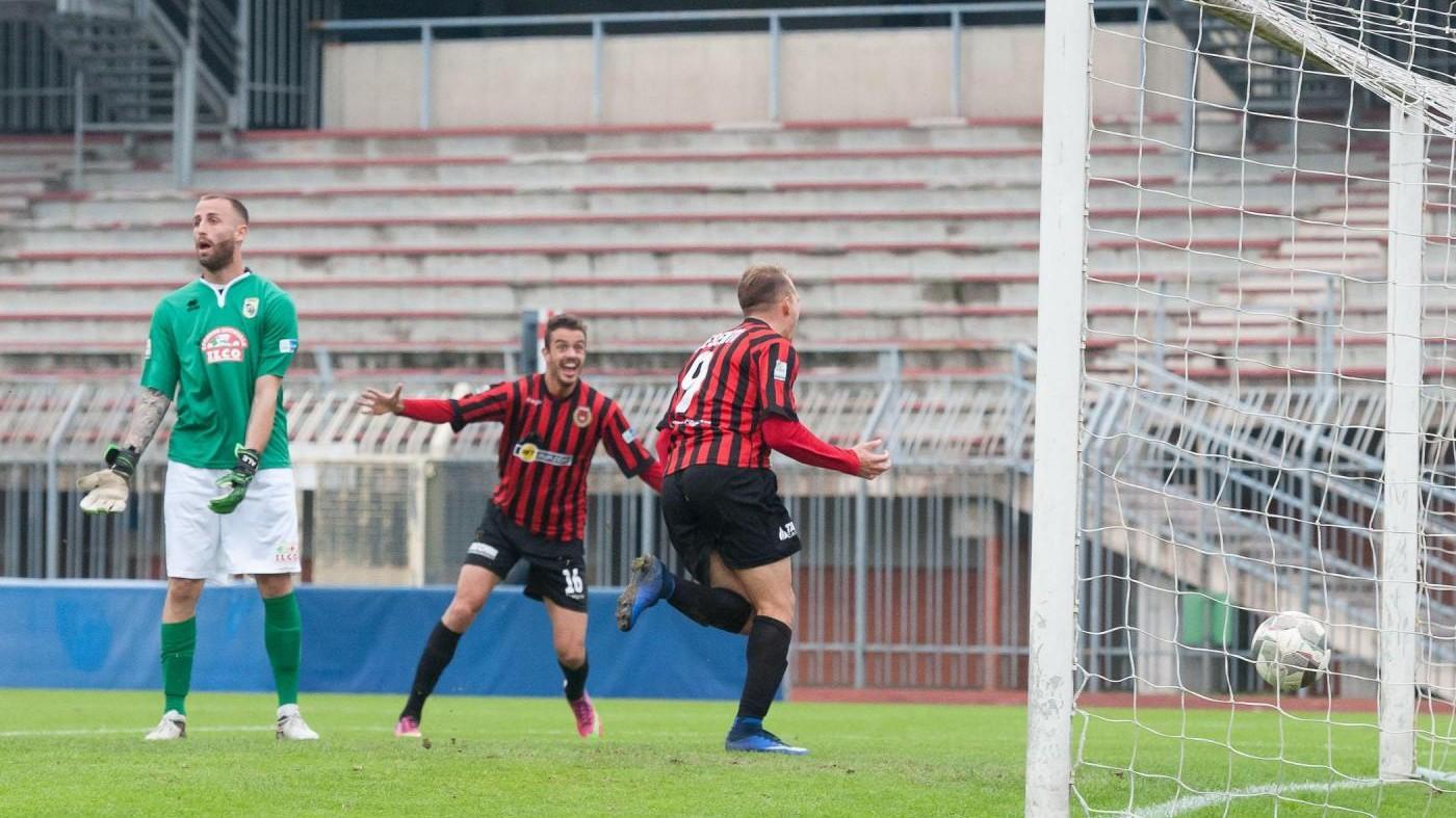 FOTO Lega Pro, Pro Piacenza-Viterbese 2-1