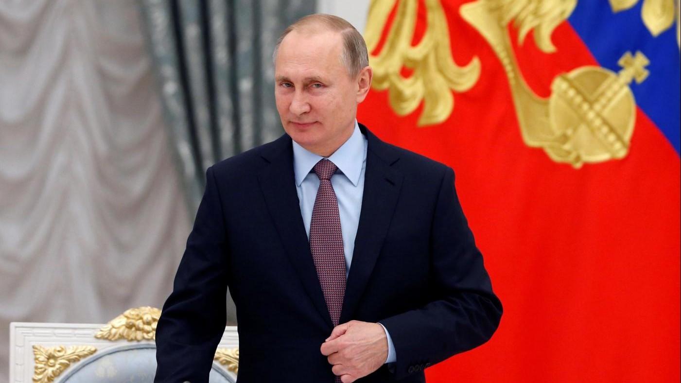 Putin il più potente al mondo per Forbes, poi Trump e Merkel
