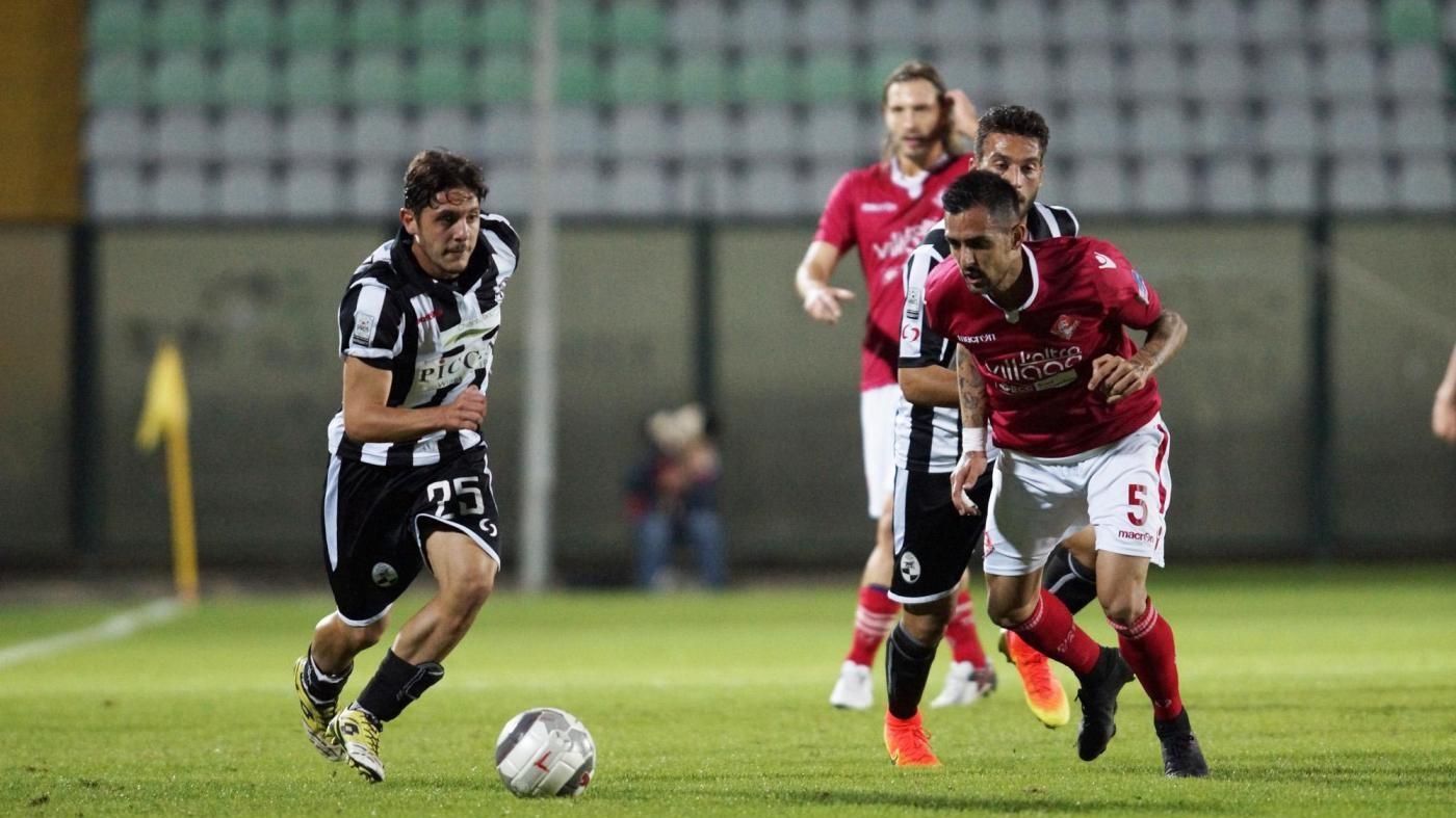 FOTO Lega Pro, Robur Siena-Piacenza 2-3