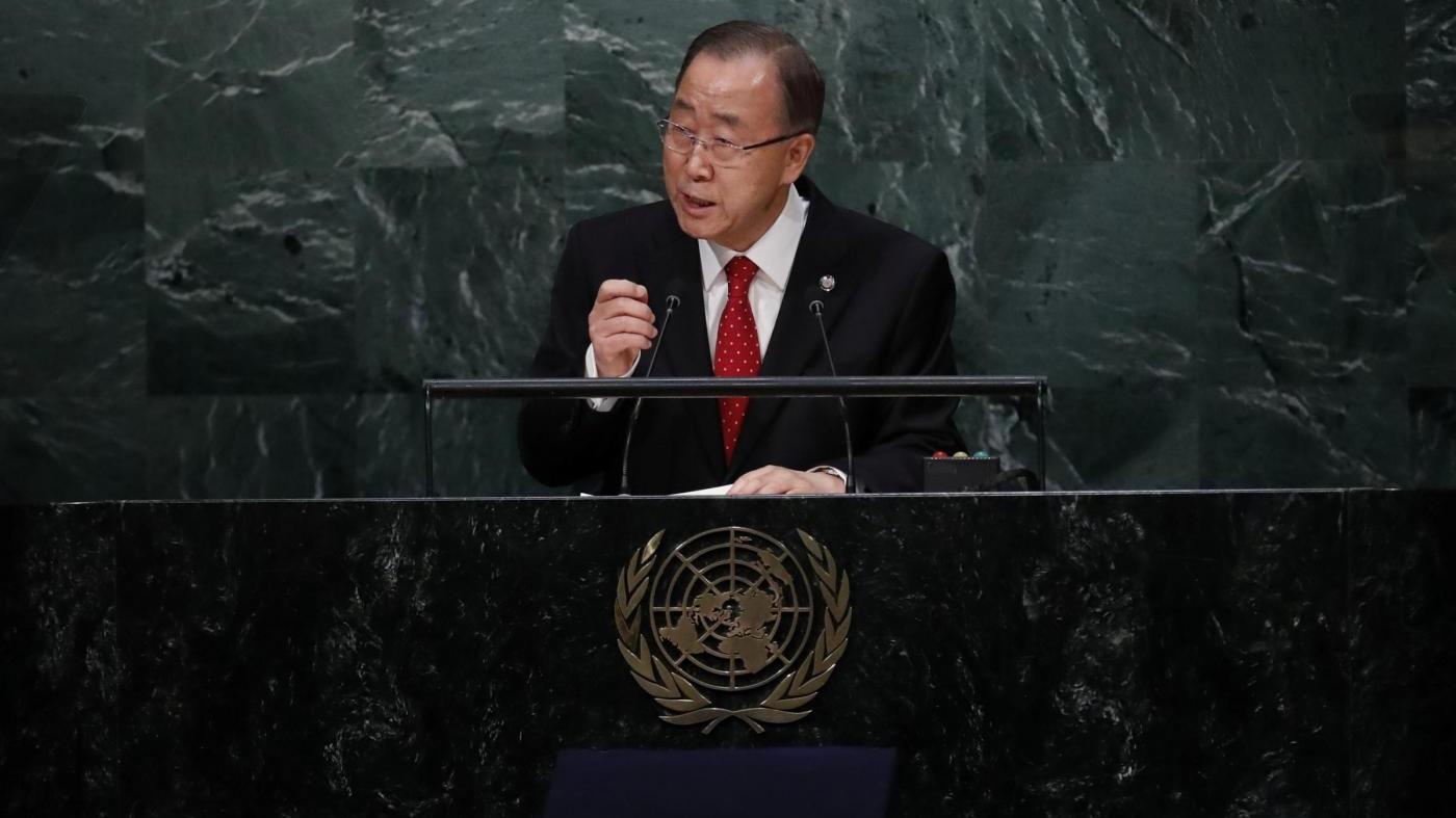 Siria, Ban Ki-moon: Aleppo è sinonimo di inferno