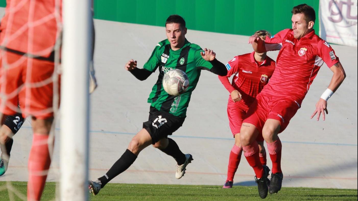 Lega Pro, pari tra Pordenone e Ancona