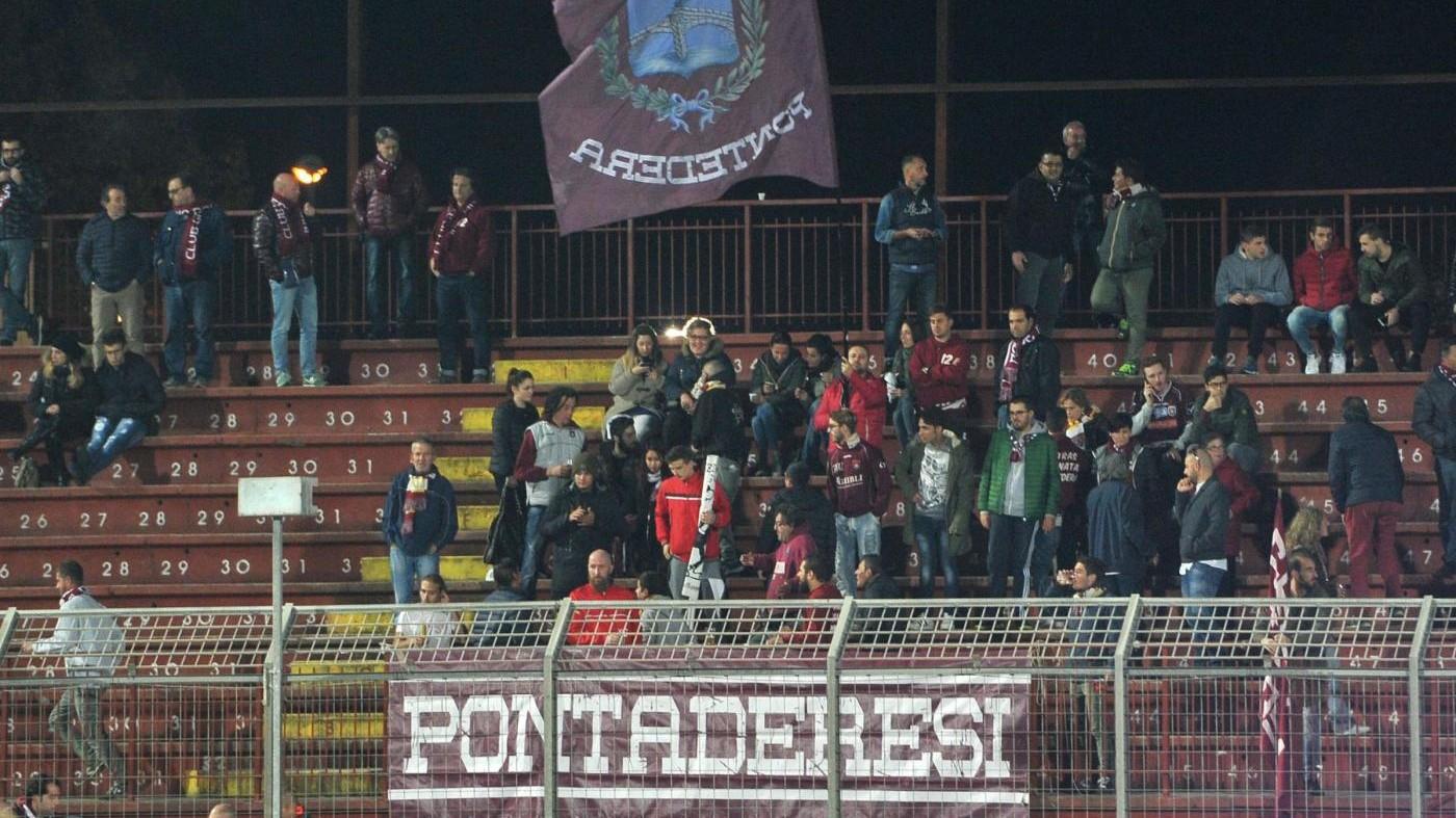 FOTO Tuttocuoio passa a Pontedera: 1-2