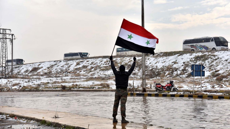 L'esercito dichiara libera Aleppo est: evacuati ultimi ribelli