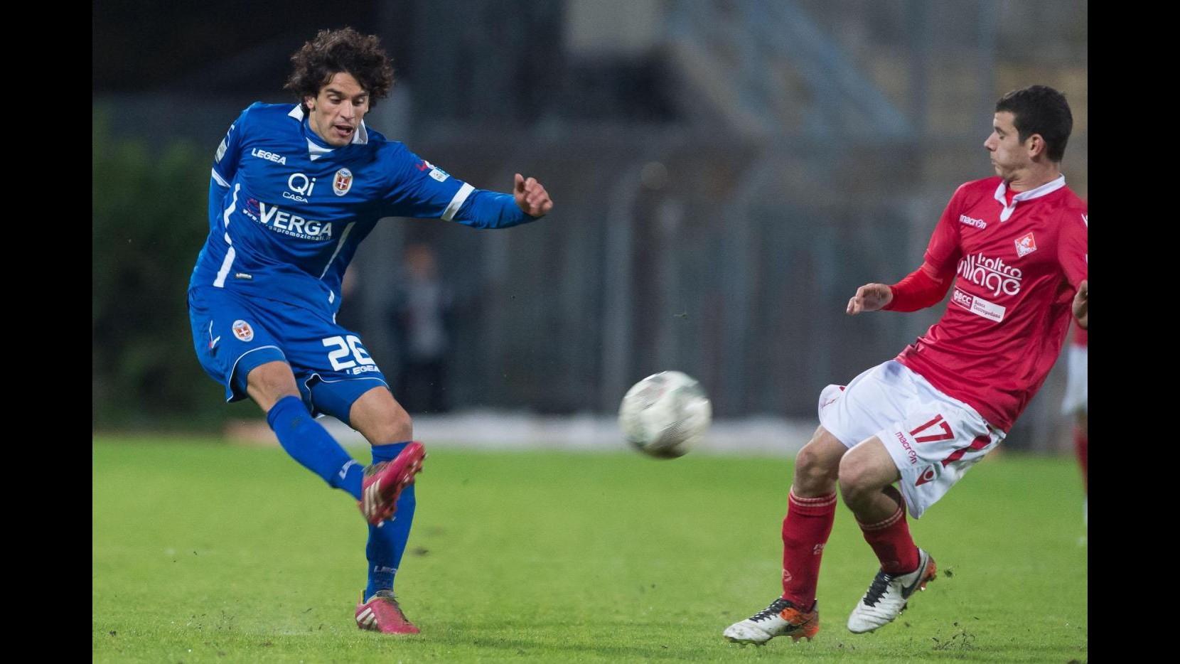 FOTO Il Piacenza batte il Como 3-1