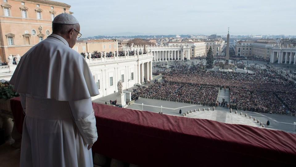 Papa Francesco prega per la Siria: Troppo sangue versato