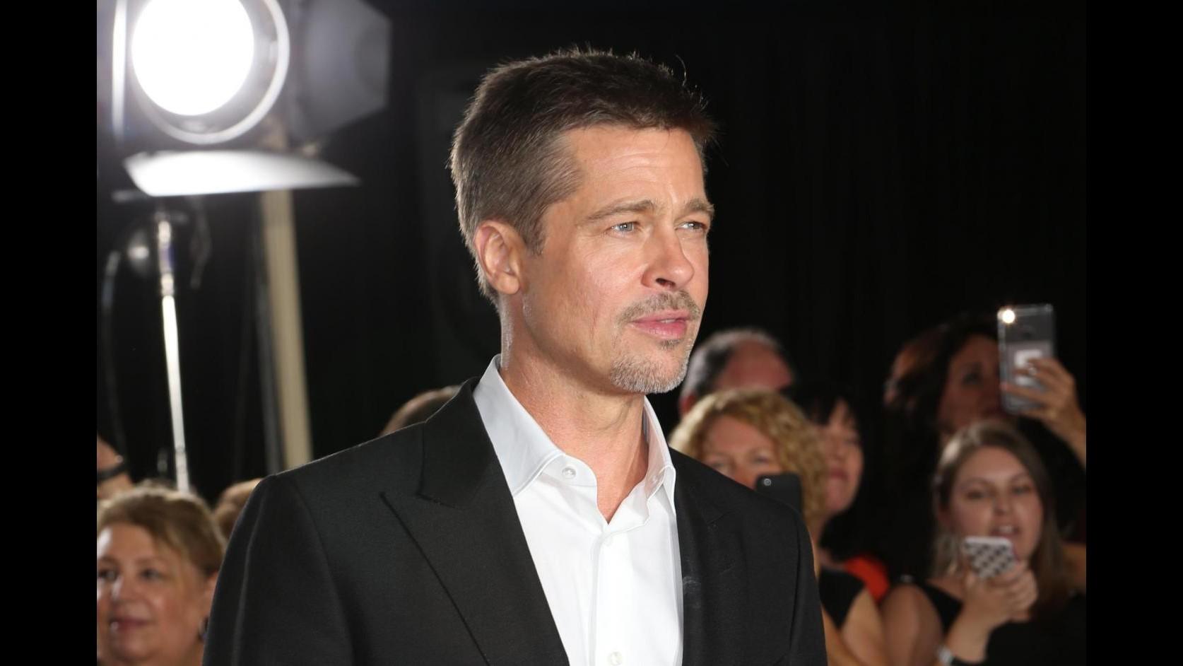 FOTO Primo red carpet per Brad Pitt dopo il divorzio