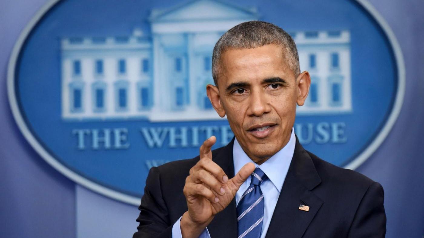 Obama vuole punire Mosca per ingerenze voto: pronte sanzioni