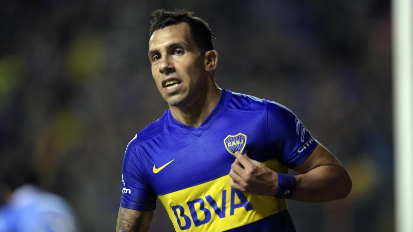 Tevez va allo Shanghai: sarà il giocatore più pagato al mondo