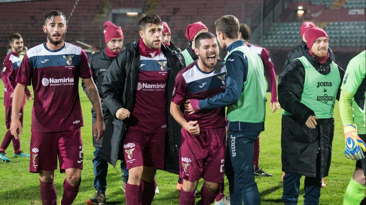 FOTO LegaPro, Il Fano espugna Mantova 1-0