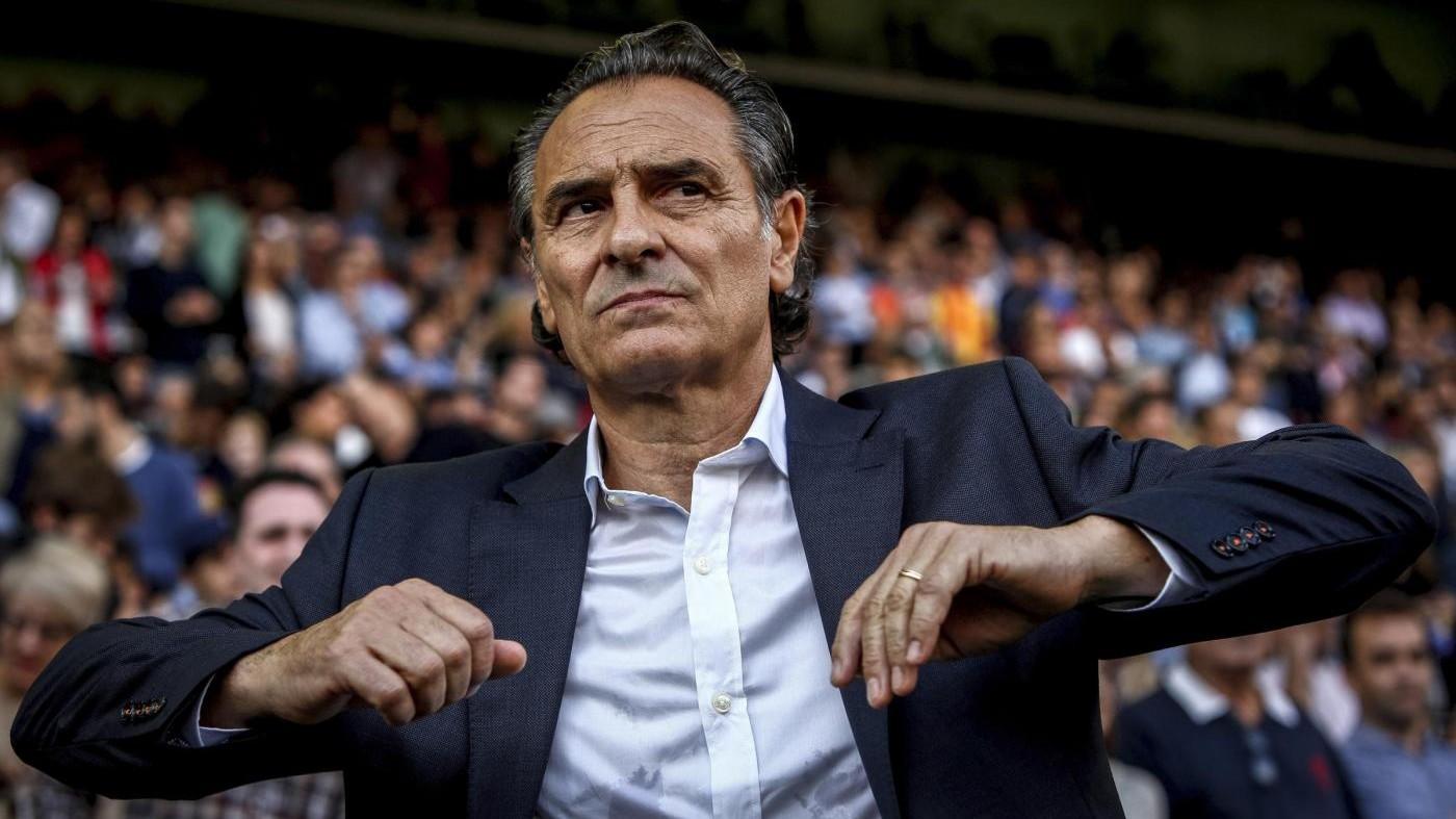 Prandelli al capolinea in Spagna: si dimette dal Valencia
