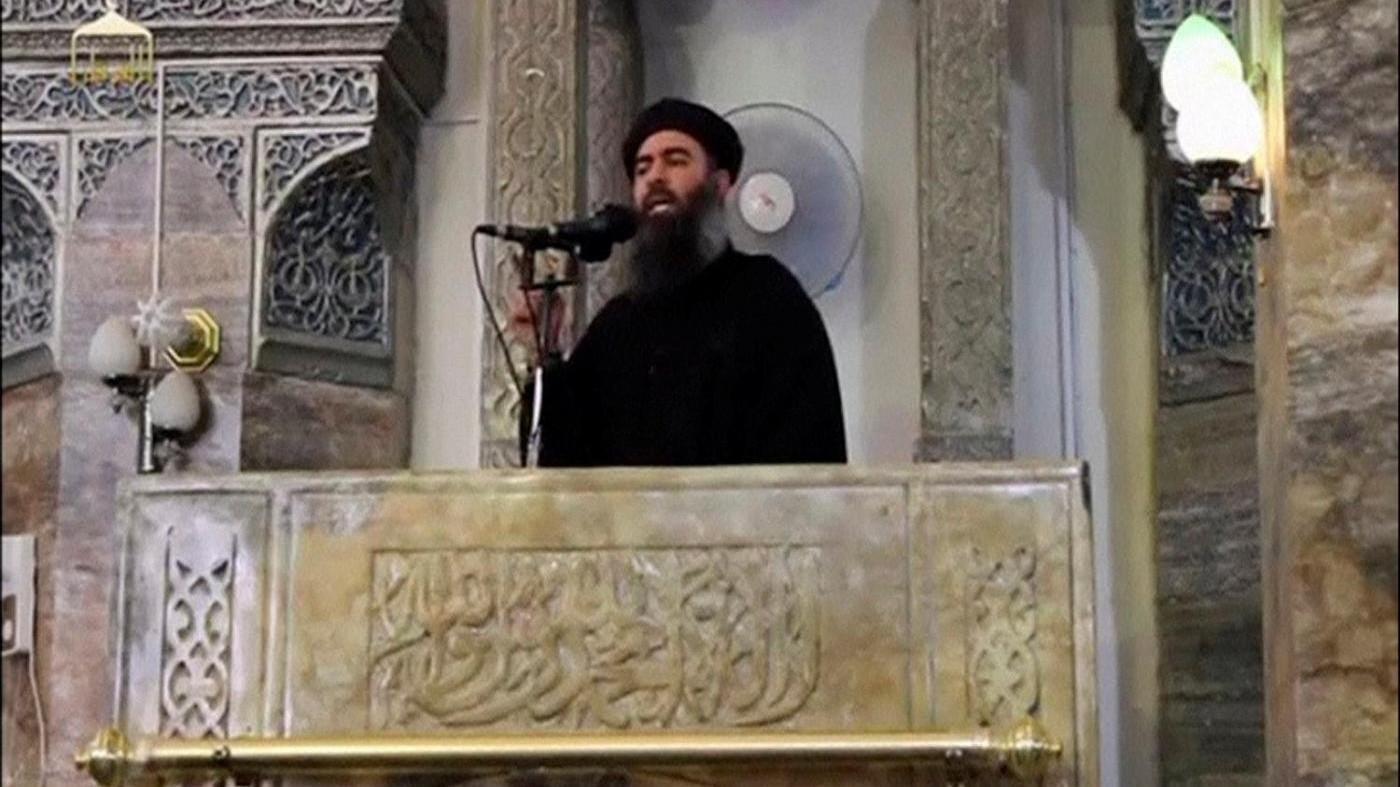 Il Pentagono rivela: Al-Baghdadi è ancora vivo e guida l'Isis