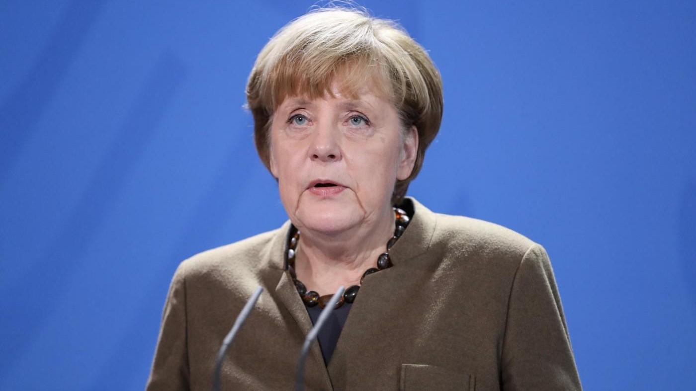 Merkel non parteciperà al World Economic Forum di Davos