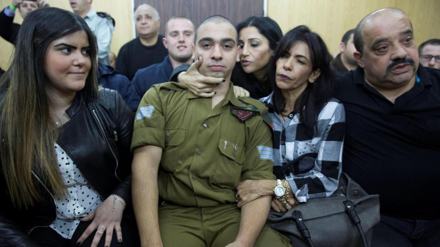 Condannato soldato che freddò palestinese. Netanyahu: Sì a grazia