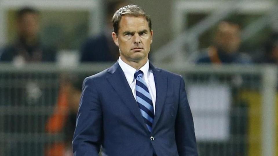 De Boer: Dopo l'esonero dall'Inter ho ricevuto subito offerte