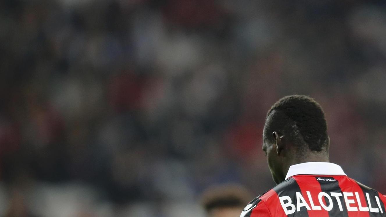 Nizza: Balotelli infortunato, per 'SuperMario' stop di 10 giorni