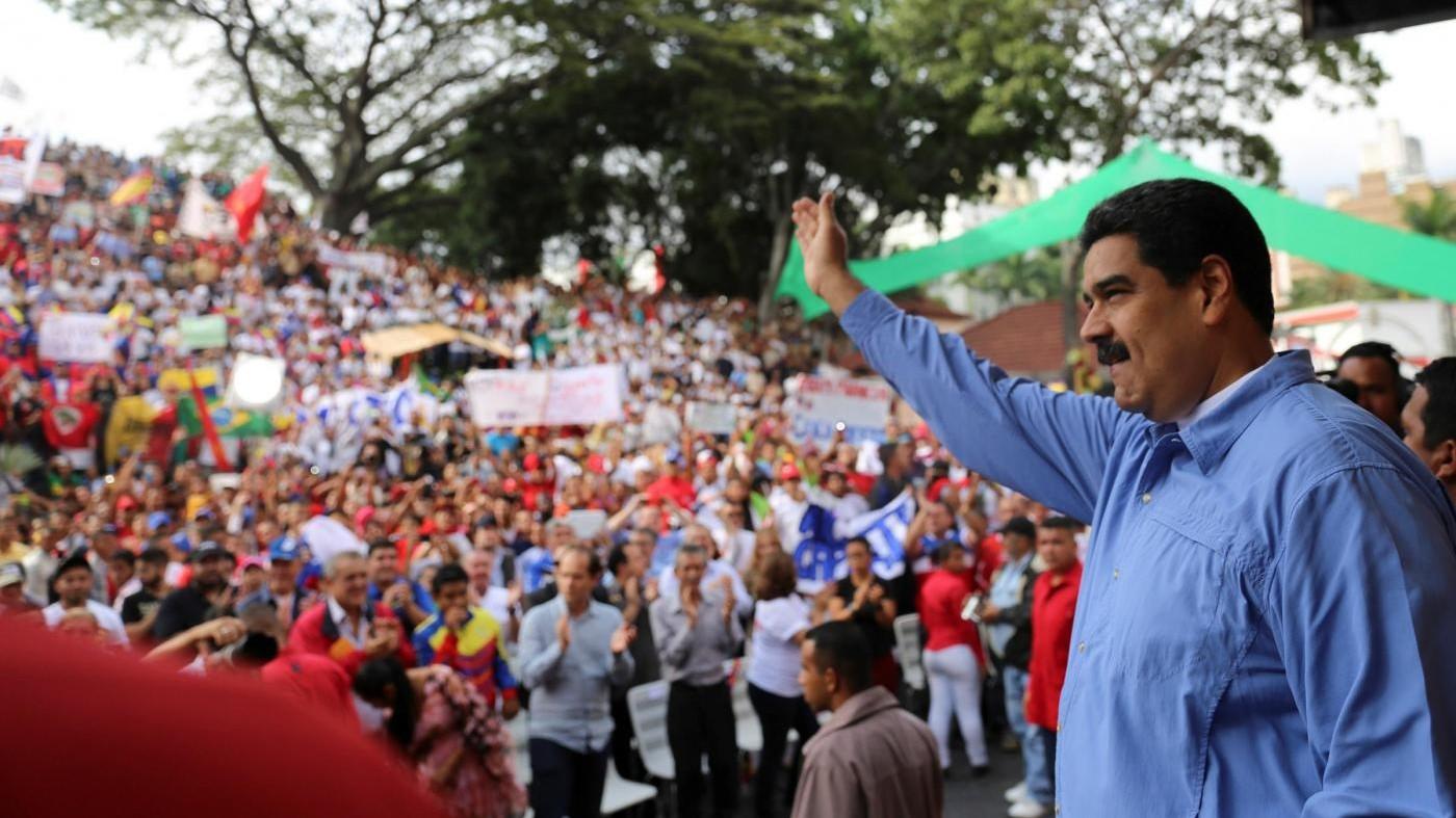 Castro, cordoglio del Venezuela, Maduro: Solidarietà al popolo cubano