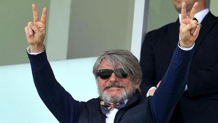 Massimo Ferrero ricorda Fidel Castro: Hasta la victoria siempre