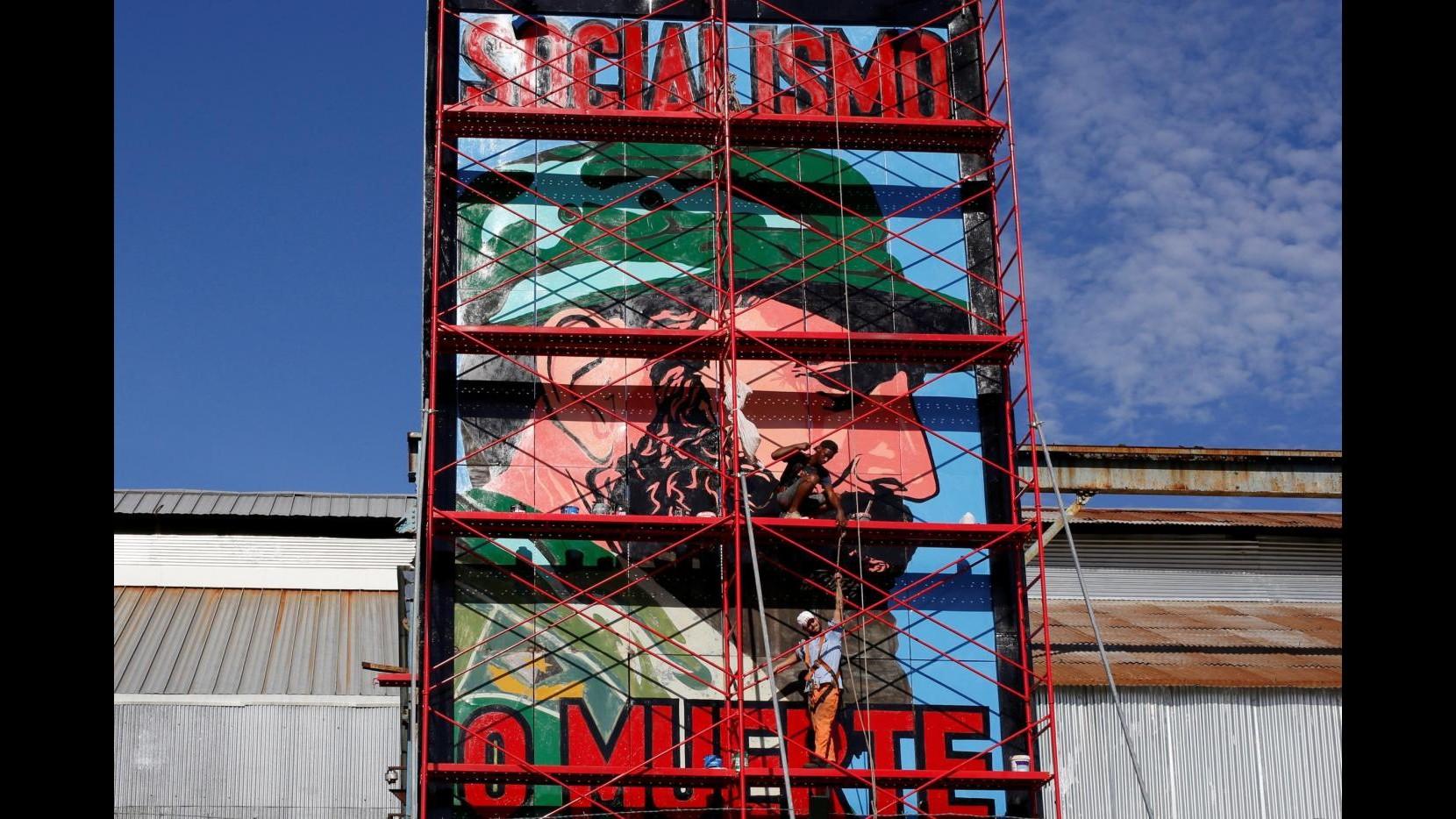 Le ceneri di Castro saranno esposte in tutta Cuba per 4 giorni