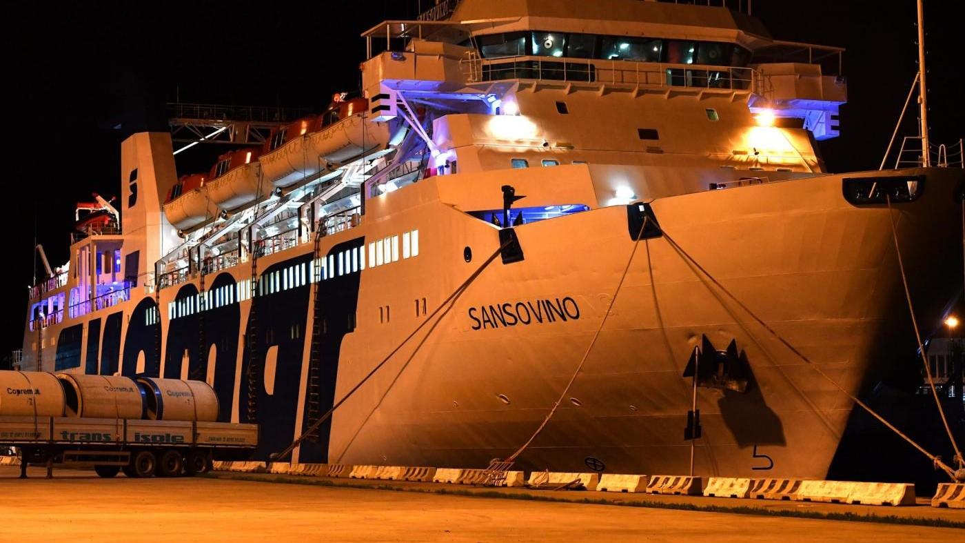 Messina, incidente al porto: tre operai morti, un ferito grave