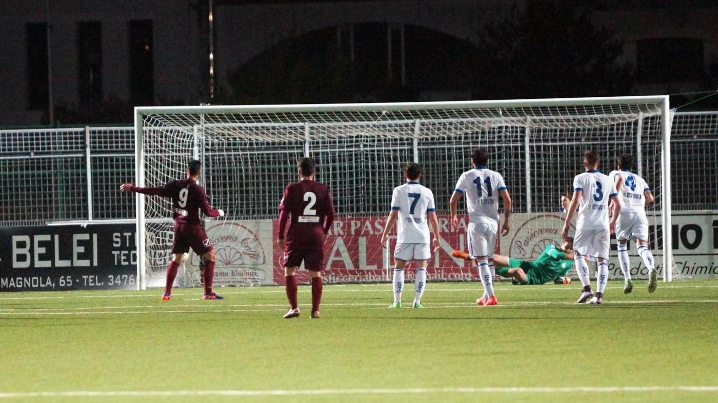 Lega Pro, il derby toscano va al Pontedera: Prato sconfitto 2-0