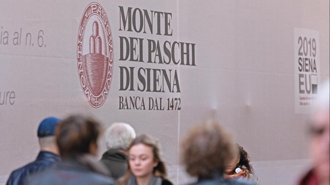 Mps, adesioni sui bond superano 1 miliardo di euro