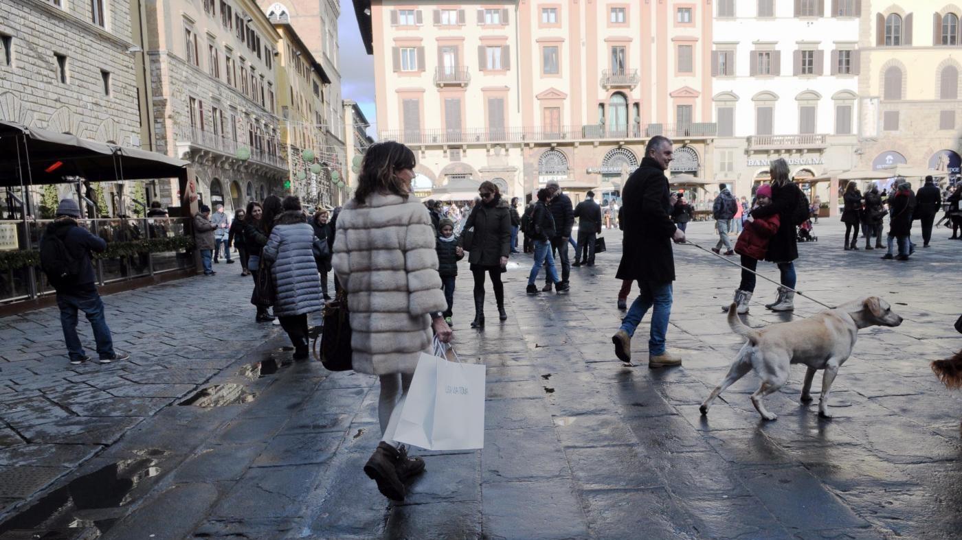 Natale, Coldiretti: Al via corsa agli acquisti per 3 italiani su 4