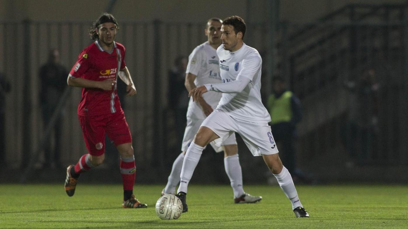Pavia-Alessandria finisce 0-2