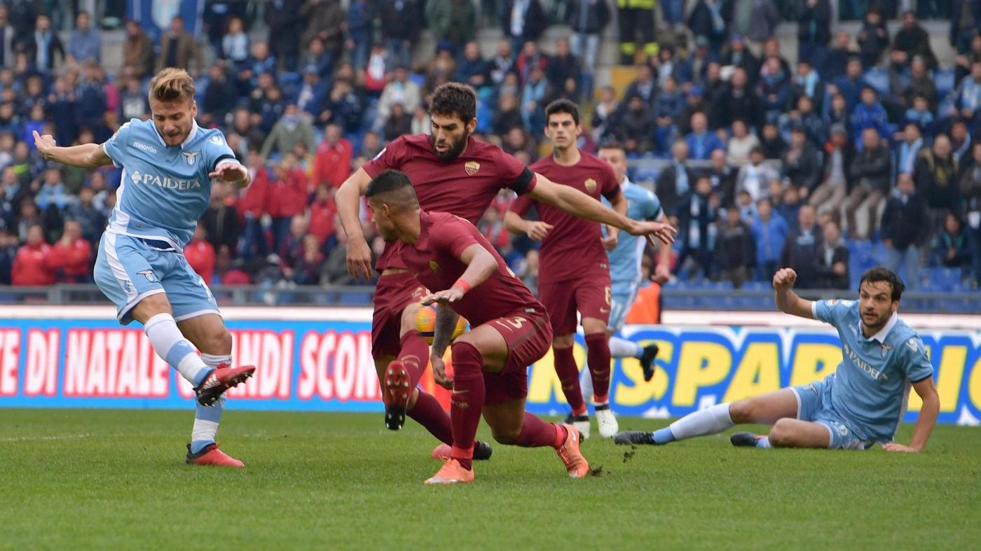 Serie A, il derby capitolino alla Roma. Il Toro cade con la Samp
