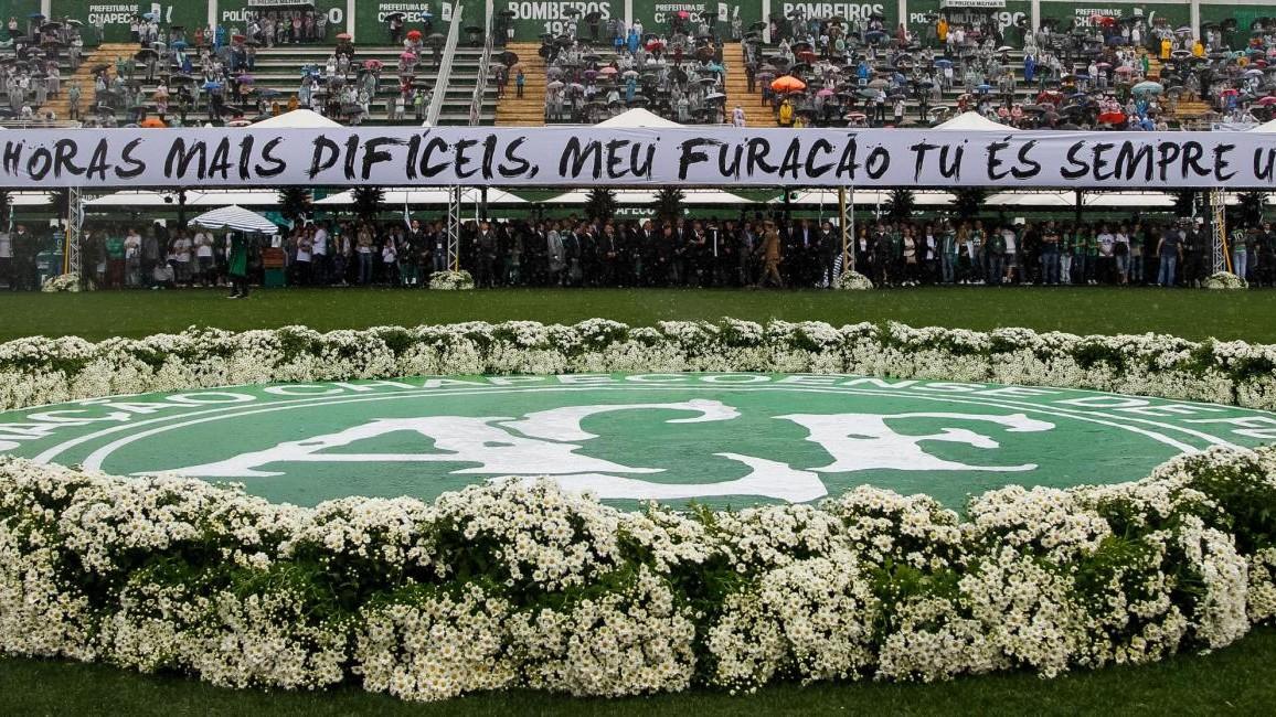 Conmebol assegna Coppa Sudamericana alla Chapecoense