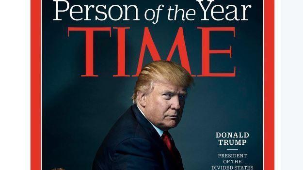 Trump è persona dell'anno per Time: Ha rotto regole