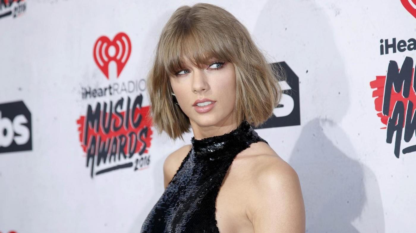 Taylor Swift e Zayn Malik duettano per '50 sfumature di nero'