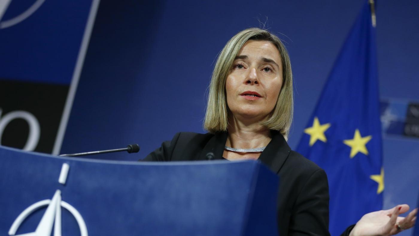 Siria, Mogherini: Nuove sanzioni Ue per offensiva di Aleppo