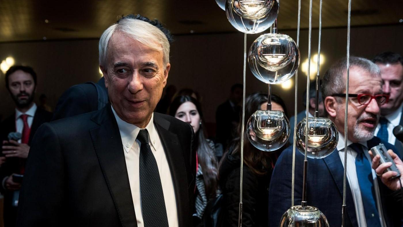FOTO Salone del Mobile a Milano: al via 55° edizione