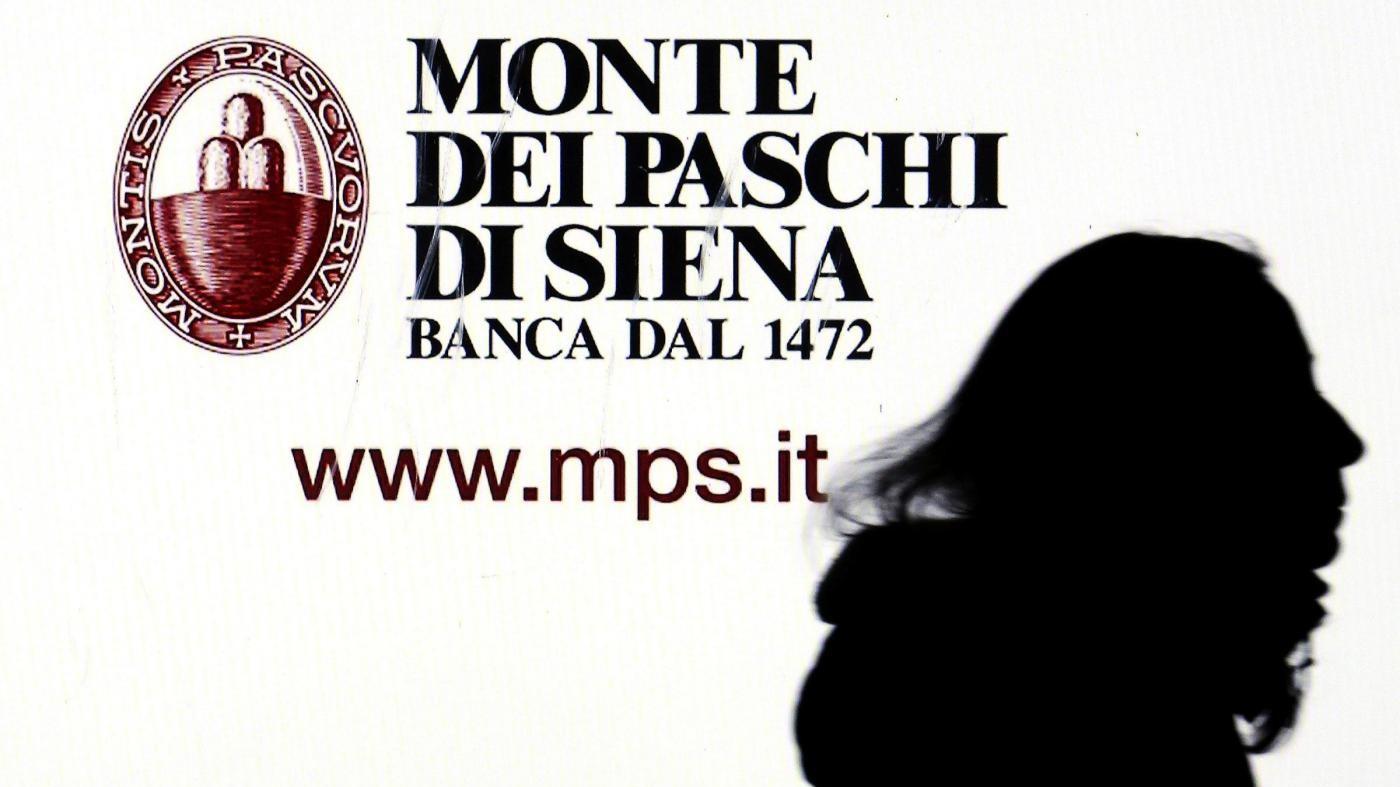Mps, fiducia dal Mef: Continuità banca e risparmi garantiti