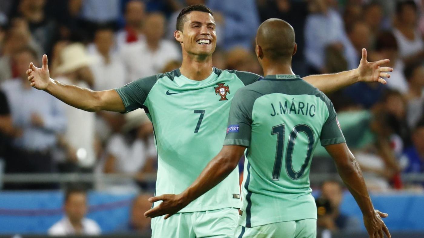 Joao Mario: Se Ronaldo lascia il Real lo porto all'Inter