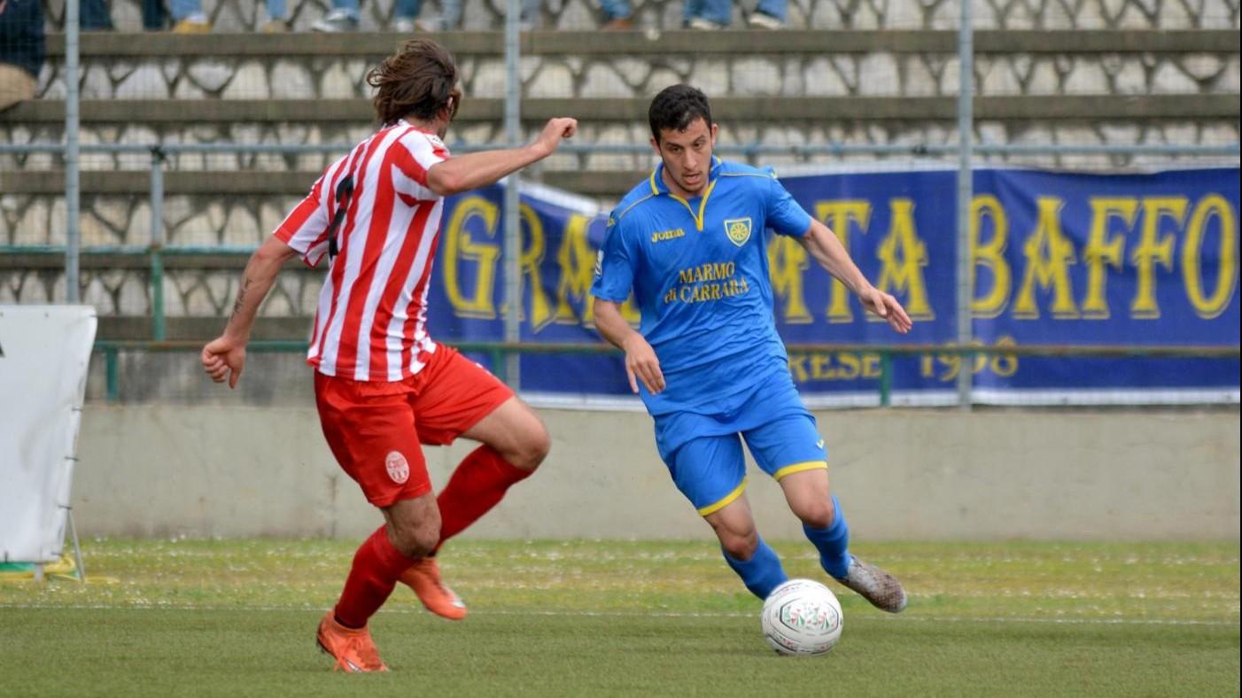 FOTO Carrarese-Maceratese finisce 0-0