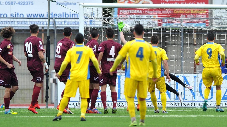Lega Pro, Pontedera travolta 1-3 dalla Carrarese