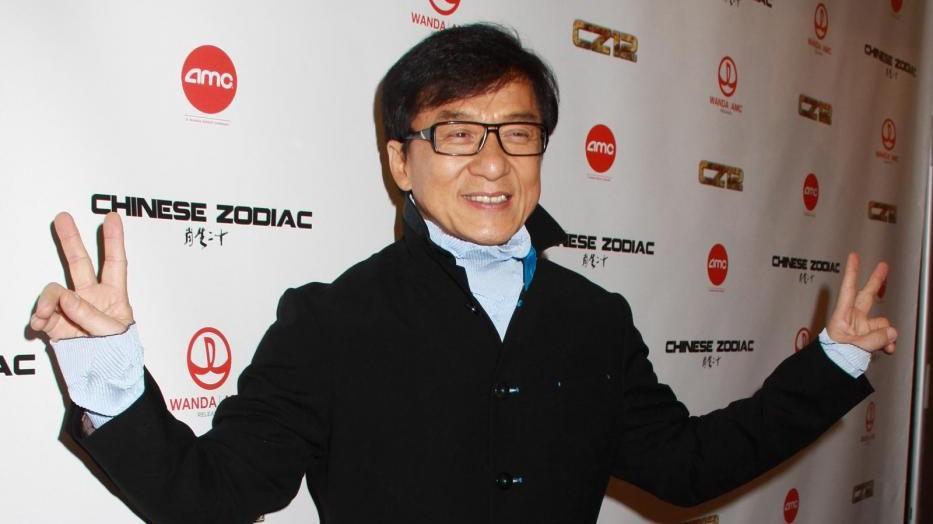 Jackie Chan riceve Oscar alla carriera durante Governor Awards
