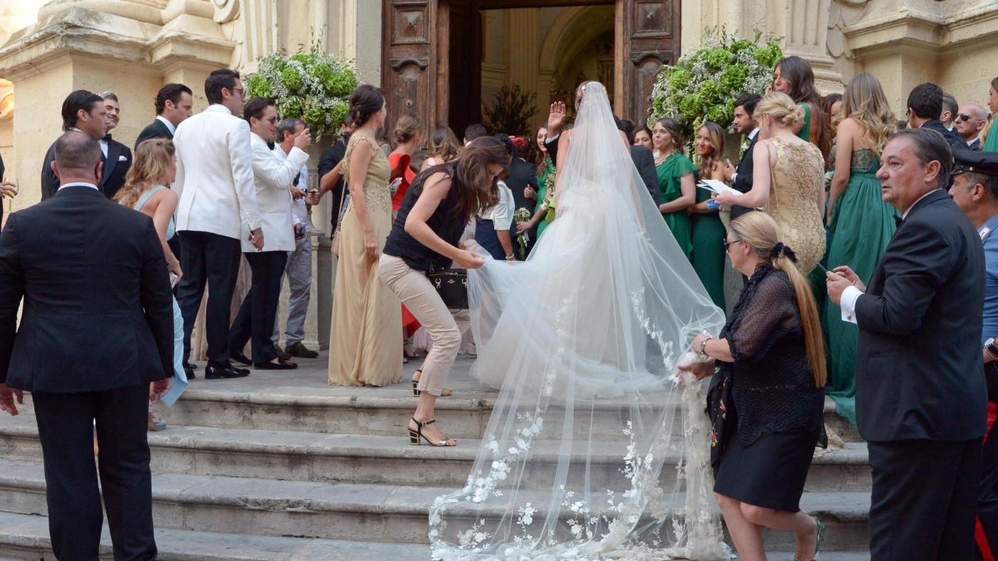 Boom matrimoni, nel 2015 il maggior aumento dal 2008